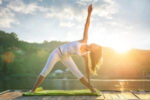 Yoga reduced Covid stress